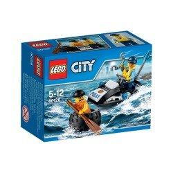 Побег в шине (Lego 60126)