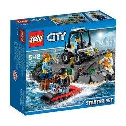 Набор для начинающих «Остров-тюрьма» (Lego 60127)