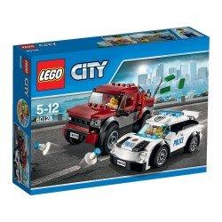 Полицейская погоня (Lego 60128)