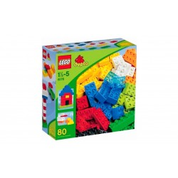 Основные элементы (Lego 6176)