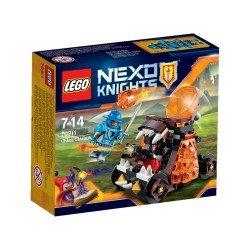Безумная катапульта (Lego 70311)