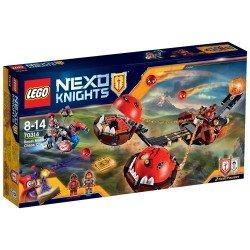 Безумная колесница Укротителя (Lego 70314)