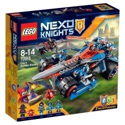 Устрашающий разрушитель Клэя (Lego 70315)