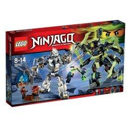 Битва механических титанов (Lego 70737)