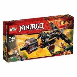 Скорострельный истребитель Коула (Lego 70747)
