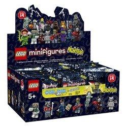 Серия 14 Монстры (Lego 71010)