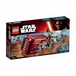 Спидер Рея (Lego 75099)