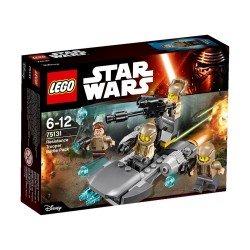 Боевой набор сопротивления (Lego 75131)