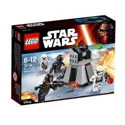 Боевой набор Первого Ордена (Lego 75132)