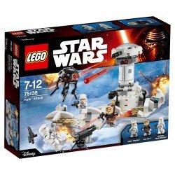 Нападение на Хот (Lego 75138)