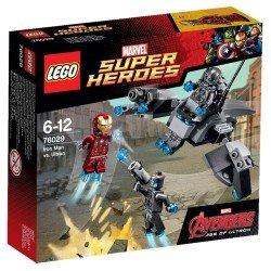 Железный человек против Альтрона (Lego 76029)