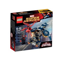 Воздушная атака Карнажа (Lego 76036)