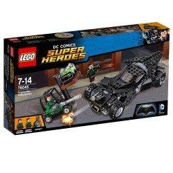 Бэтмен против супермена (Lego 76045)